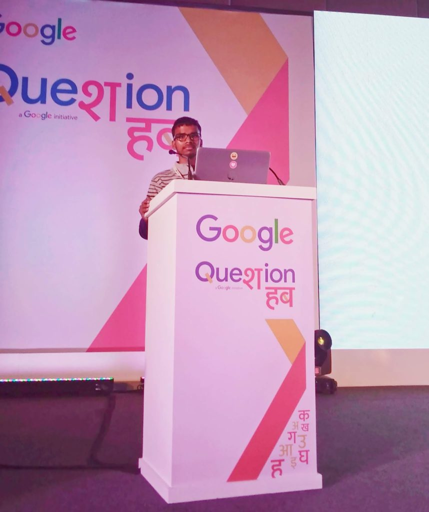 question hub event new delhi india