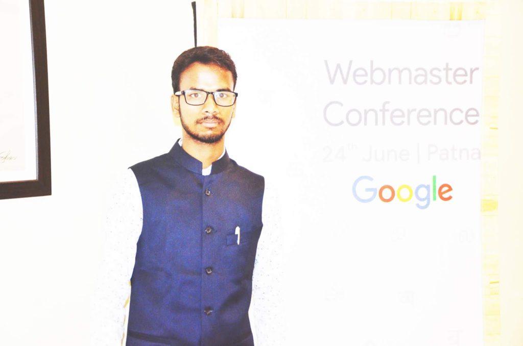 Blogger Rohit Kumar's Life Story